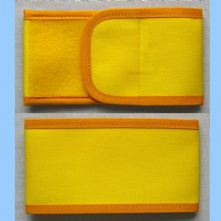 Plain Wrap Armband - Golden Yellow